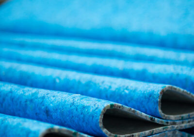 Interfloor Manufacturing - Blue PU